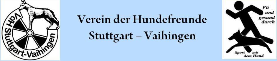 Verein der Hundefreunde Stuttgart Vaihingen e.V.